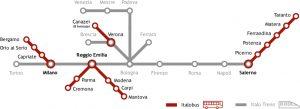 イタロバス_路線図