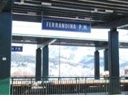 フェッランディーナ スカーロ マテーラ駅(イタリア国鉄)