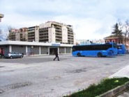 Matera Centrale(FAL)バスターミナル