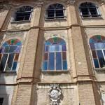 フェッランディーナの旧市街にある建物