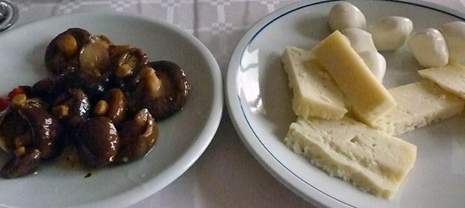 マテーラの郷土料理 1
