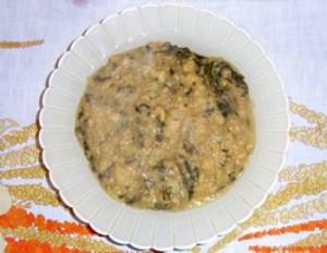 そら豆とチコリ(fave e cicorie)