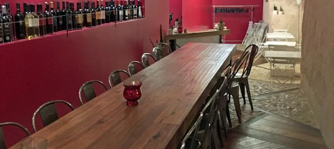 マテーラの新しいお店ーarticolo 21 drink_eat