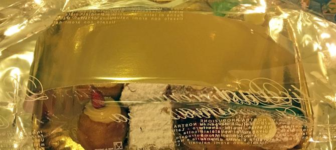 ナポリとお菓子