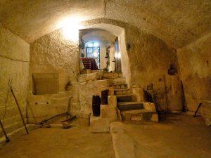 洞窟住居博物館_マテーラ