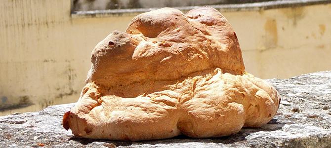 マテーラのパン(パーネ ディ マテーラ)