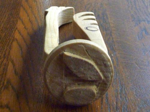 パンのスタンプ