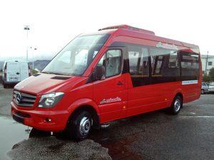 ミッコリスのバス