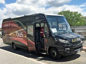 イタロのバス