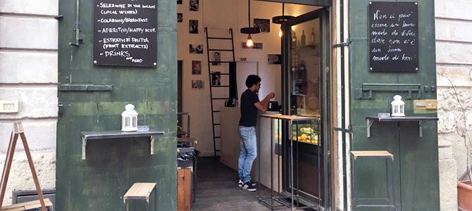 マテーラの飲食店について-2(2017年7月)