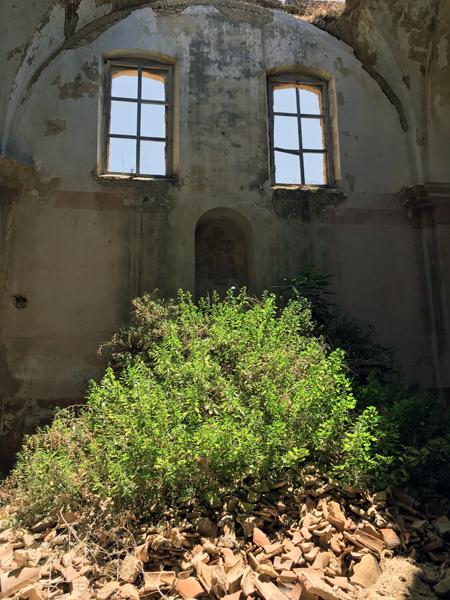 クラーコの教会