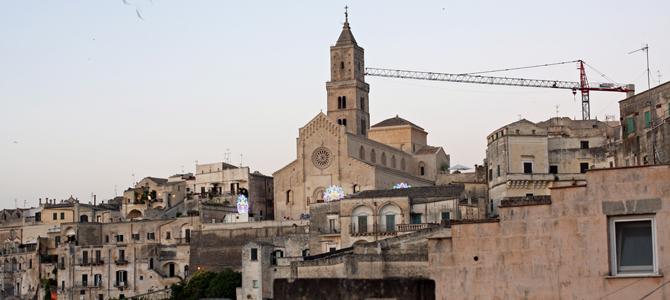 マテーラの大聖堂