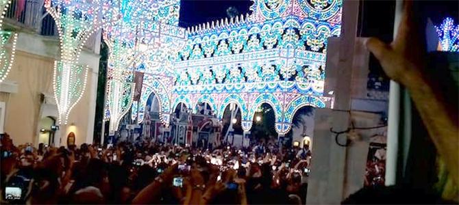フェスタ デッラ ブルーナ(2018) ー マテーラの一番大きなお祭り 3