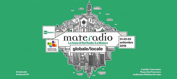 マテラジオ(マテーラのイベント 9/21-23)