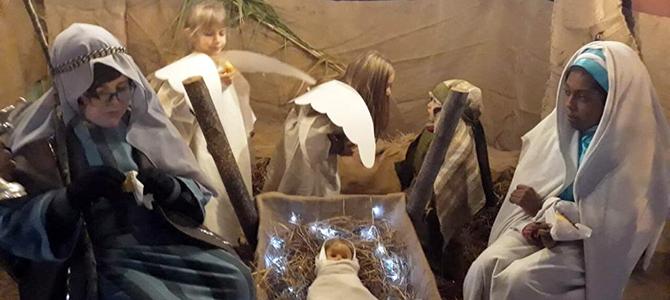 マテーラのクリスマス