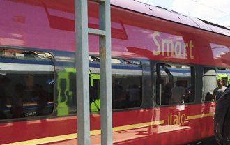 イタロの列車