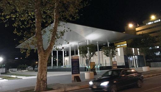 マテーラの新駅